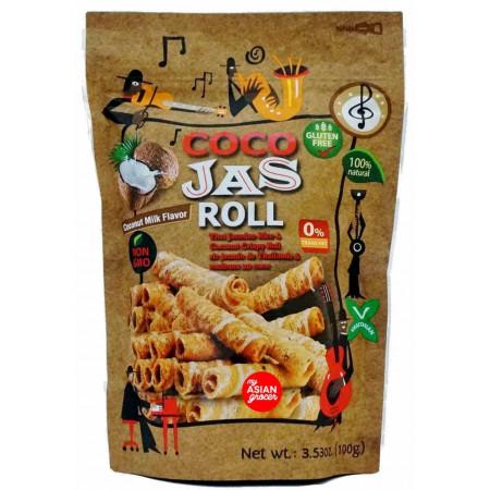 Coco Jass Roll Coconut