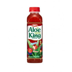 OKF Premium Aloe Vera Strawberry Sugar Free