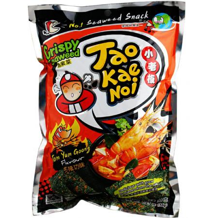 Tao Kae Noi Crispy Seaweed Tom Yum
