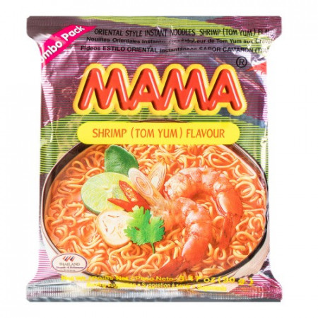 Mama Noodles Shrimp Tom Yum