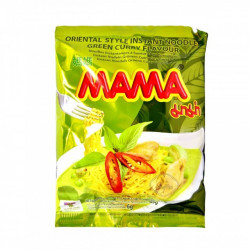Mama Noodles Green Curry