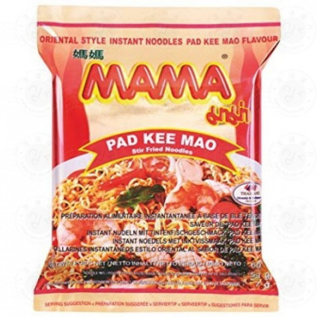Mama Noodles Pad Kee Mao