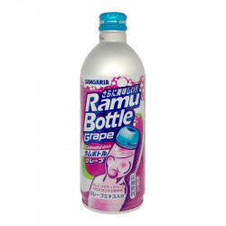 Sangaria Ramune Grape Drink