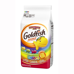 Goldfish Baked Cheddar Colors