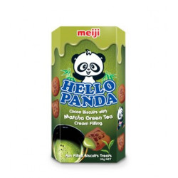 Hello Panda Matcha Green Tea