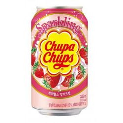 Chupa Chups Strawberry Drink