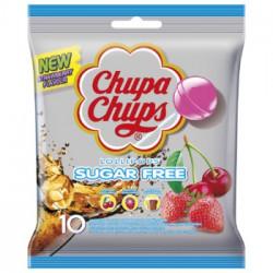 Chupa Chups Sugar Free Bag