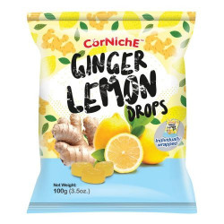 Corniche Ginger Drops Lemon