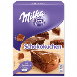 Milka Schokokuchen