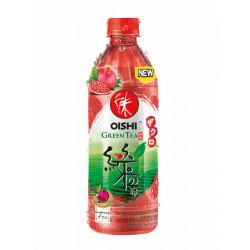Oishi Green Tea Pomegranate