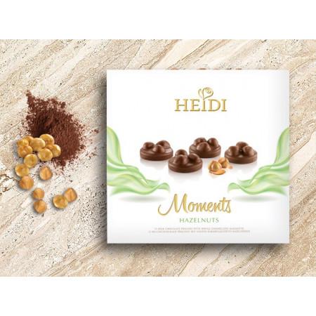 Heidi Moments Hazelnuts 142g