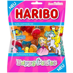 Haribo Happy Ponies
