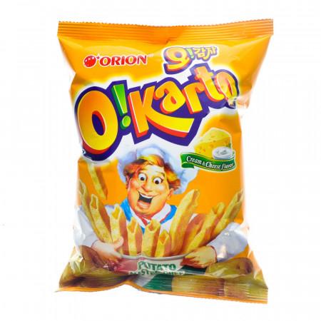 Orion O!Karto Potato Cream&Cheese 50g