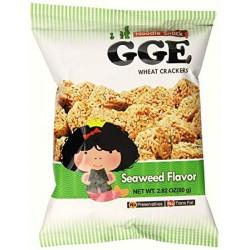 GGE Wheat Crackers Seaweed