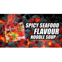 Paldo Seafood Flavour Noodle