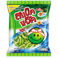Snack Jack Green Peas Seaweed Wasabi