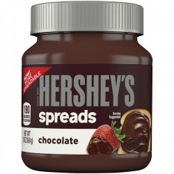 Hershey's Spreads Chocolate