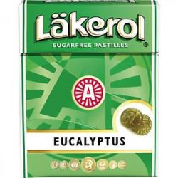 Läkerol Eucalyptus Sugar Free