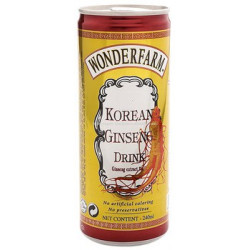 Wonderfarm Ginseng Drink