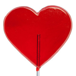 Felko Lolly Heart 50g