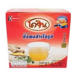 Kornthai Co-Gin Instant Ginger Powder
