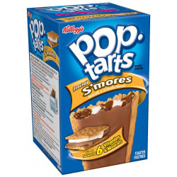 Pop Tarts Frosted S'mores Box