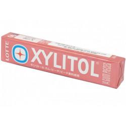 Lotte Xylitol Peach Gum