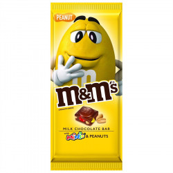 M&M's Milk Chocolate with Minis and Peanuts