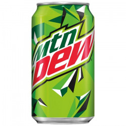 Mountain Dew Regular USA