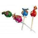 Warheads Super Sour Lollypops