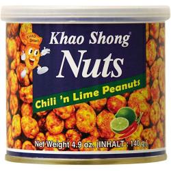 Khao Shong Peanuts Chilli Lime