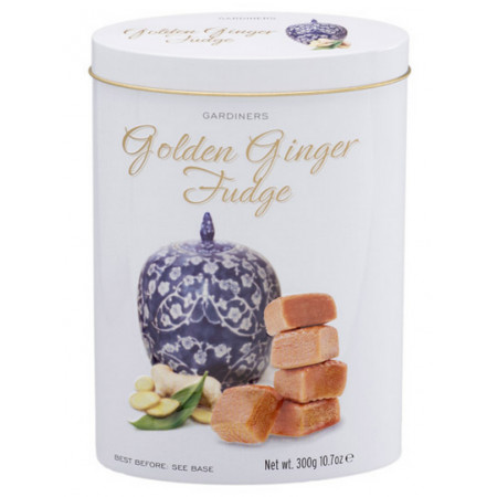 Gardiners Golden Ginger Fudge