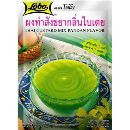 Lobo Thai Pandan Pudding