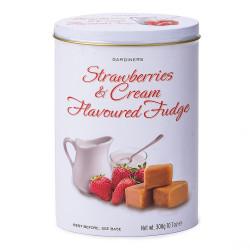Gardiners Strawberry & Cream Fudge