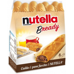 Nutella Bready 8 szt.
