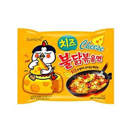 Samyang Cheese Hot Chicken Flavour Ramen