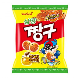 Samyang Honey Dipped Snack Original