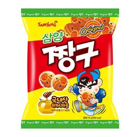 Samyang Honey Dipped Snack Original