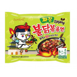Samyang Jjajang Hot Chicken Ramen