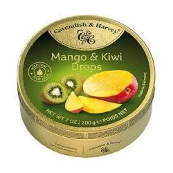 Cavendish & Harvey Mango&Kiwi Drops