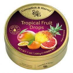 Cavendish & Harvey Tropical Fruit Drops