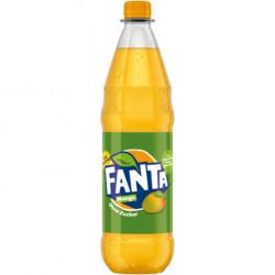 Fanta Mango Sugar Free 1L