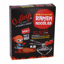 Culley's World's Hottest Ramen Noodles