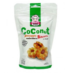 Dolly's Coconut Pineapple Cookies