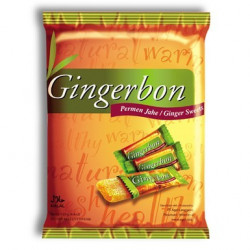 Gingerbon Ginger Peppermint  Candy