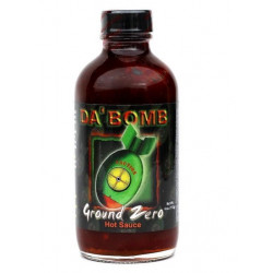 Da'Bomb Ground Zero Hot Sauce