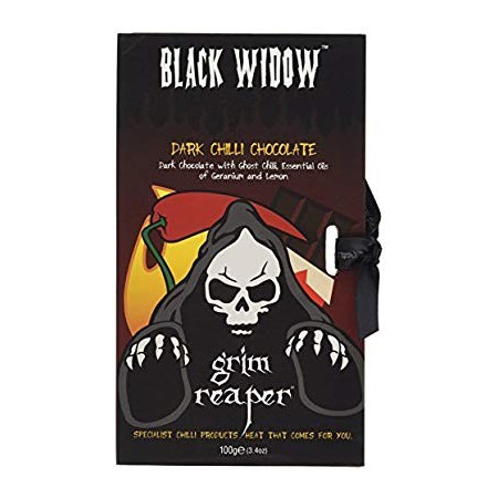 Grim Reaper Black Widow Chilli Chocolate