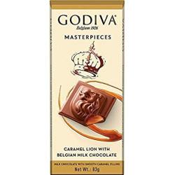 Godiva Milk Chocolate Caramel