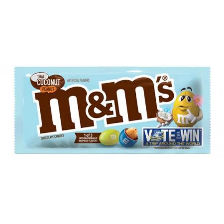 M&M's Thai Coconut Peanut