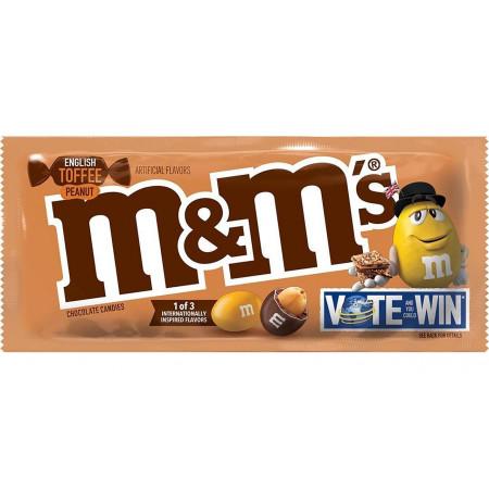 M&M's English Toffee Peanut